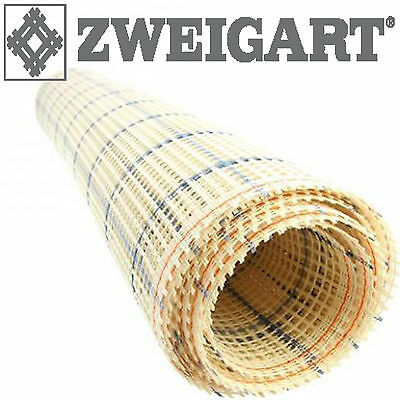 Zweigart Latch Hook Rug Canvas Various Sizes 3 Hpi 100x200cm For Rug Making