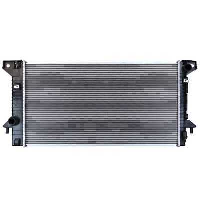 New Complete Engine Cooling Aluminum Radiator Assembly fits 2011-2013 Ford F-150