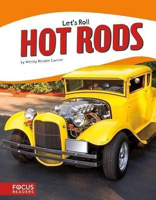 Lets Roll Hot Rods  BOOK NEU