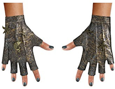 Disney Descendants - Uma Child Gloves Costume Accessory