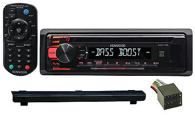 1994-1999 Land Rover Discovery CD Receiver w/Aux/Mp3/WMA, 3-Band Eq+Remote