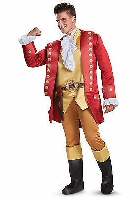 Beauty and the Beast - Deluxe Gaston Adult Costume