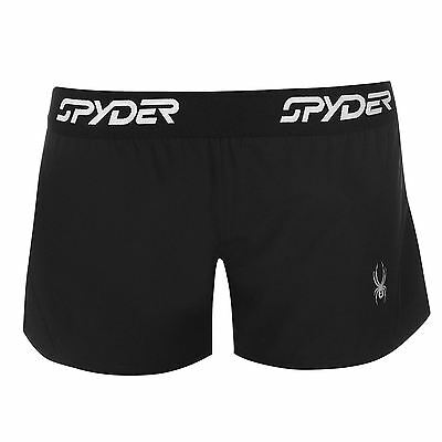 Spyder Womens Vista Shorts Pants Trousers Bottoms Loose Fit Elasticated Waist