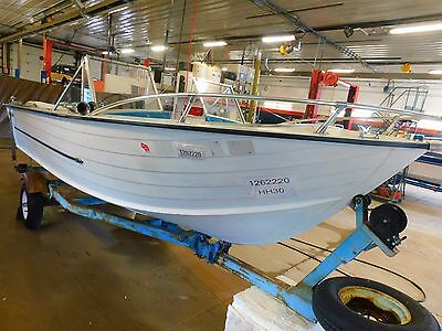18' Starcraft Offshore 18 115HP Mariner Outboard w/Trailer T1262220