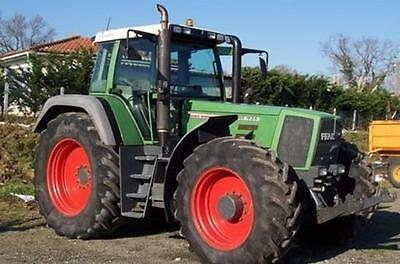 Fendt Vario  Favorite Basic Training 916 920 924 926 Manual Printed