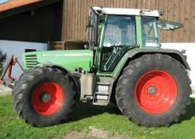 Fendt Favorit 500 Xylon Transmission Workshop Manual  Digital