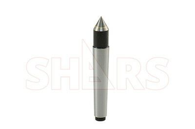 SHARS 1MT Carbide Morse Taper Solid Dead Center NEW