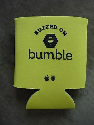 Buzzed On Bumble Promo Neoprene Koozie Cmafest 2017