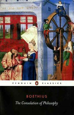 Consolation Of Philosophy The by Ancius Boethius - Paperback - NEW - Book