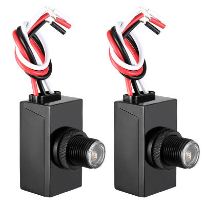 500w Outdoor Photo Electric Resistor Cell Light Sensor Switch Control Eye