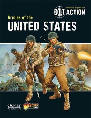 Bolt Action Armies of the United States by Warlord Games 9781780960876