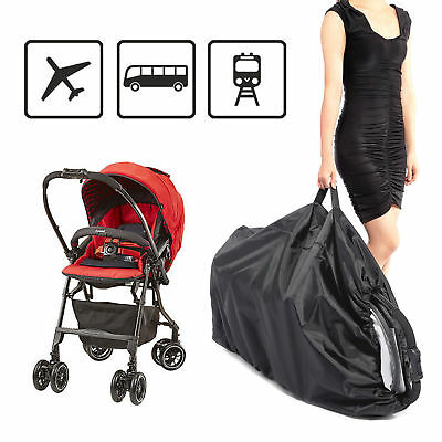 Baby Buggies Stroller Waterproof Breathable Travel Bag Pushchair Prom Cover Case