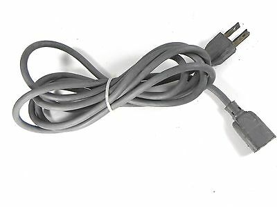 Agilent HP Keysight 8120-0078 Old Style Oval Power Cord