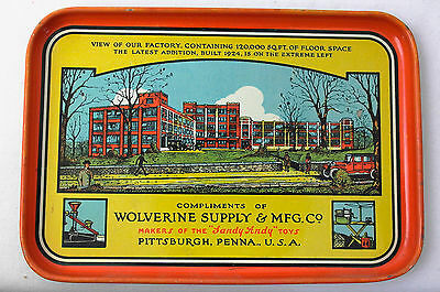 Tip Tray From Wolverine Supply & Manufacturing Co - 001
