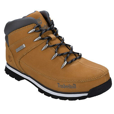Junior Boystimberland Euro Sprint Hiker Boots In Wheat From Get The Label