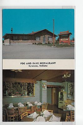 2 Views Fog & Faye Restaurant Syracuse  IN Ind