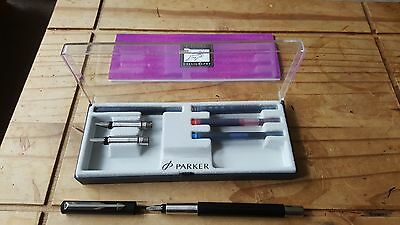 Vintage Collectable Parker 45 Broad Nib Unit With Free
