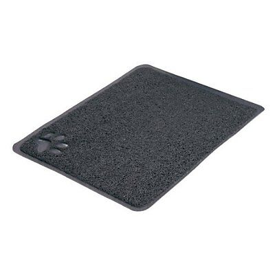 Trixie Cat Litter Tray Mat 37 × 45 cm Anthracite