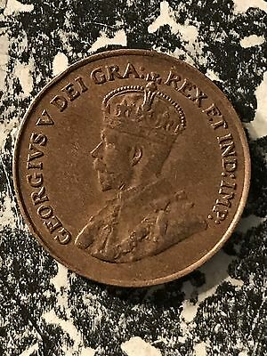 1921 Canada Small Cent Lot#5957 Nice!
