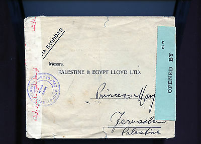 1949 Chile Registered Cover to London England   BL902