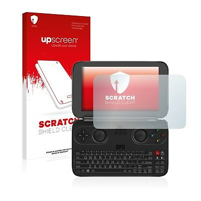 upscreen Scratch Clear Screen Protector for GPD Win Rev 1