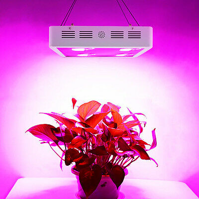 1500W New LED Full Spectrum Grow Light Lamp Chip Medical Plants Bloom Indoor