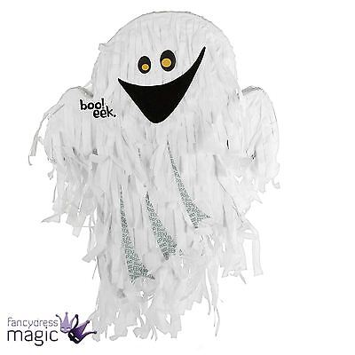 Ghost Ghoul Boo Horror Halloween Bash Pinata Party Game Decoration Hanging Prop