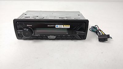 Sony DSX-A400BT Bluetooth USB 55W x 4 In-Dash Car Audio Media Receiver