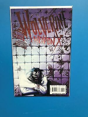WOLVERINE WEAPON X # 6 (1 x Marvel Comics - 2009 Series) HUGE LOT