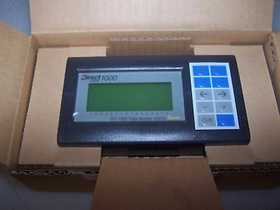 New Automation Direct 1000 View Koyo Dv-1000 Data Access Unit Timer Counter