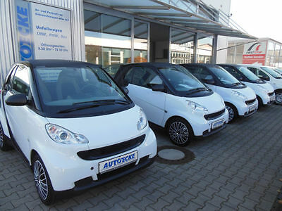 Smart smart fortwo coupe pure micro hybrid drive