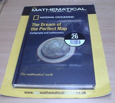 National Geographic Our Mathematical World Partwork Book Collection Issue #26