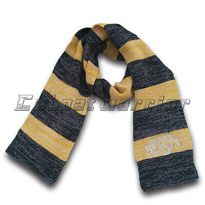 Movie Fantastic Beasts&Where to Find Them Men Scarf Newt Scamander Cosplay Props