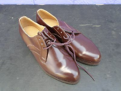 Czech Military Woman's Dress Shoes