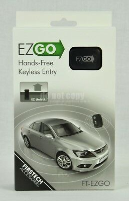Compustar FT-EZGO (ftezgo) Hands-Free Keyless Entry System