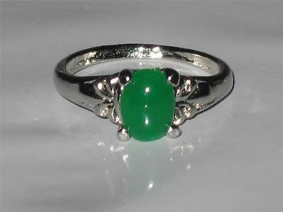 Jade Ring 7 Witch Estate ACCIDENT PROTECTION CLEAR THOUGHTS FINANCIAL GAINS LOVE
