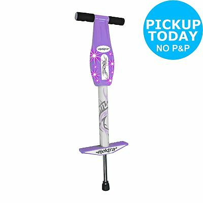 Elektra Flashing Pogo Stick - Pink. From the Official Argos Shop on ebay