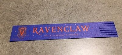 Harry Potter Ravenclaw House Crest Bookmark! Wit * Learning * Wisdom! Brand New!