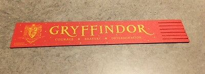 Harry Potter Gryffindor House Crest Bookmark! Courage * Bravery * Determination!