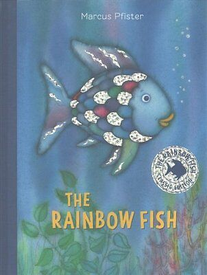 The Rainbow Fish by Marcus Pfister 9780735842847 (Hardback, 2017)