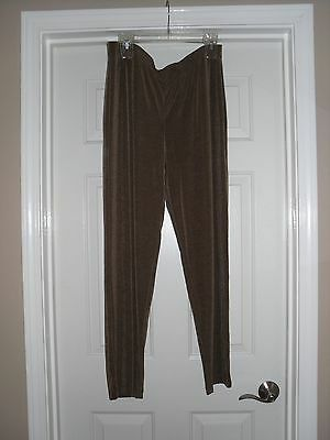 New Chico's Travelers Essential Slim Pant Size 2 = 12/14 Large  NWT