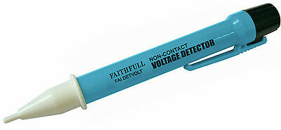 FAITHFULL GK5A NON CONTACT ELECTRICAL VOLTAGE DETECTOR (50 - 1000 Volts AC)