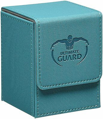 Ultimate Guard Xenoskin 100+ Flip Deck Case, Petrol