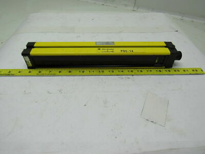 A-B Allen Bradley 440L-T4B0300N POC-14 Safety Light Curtain Transmitter 12""