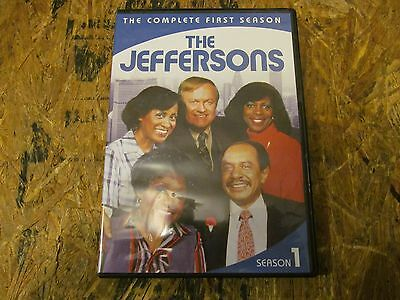The Jeffersons - The Complete First Season (DVD, 2014)