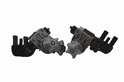 (Closeout) Save Phace 3011483 Hard Hat Adapter, Black - Left and Right