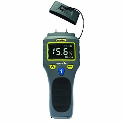 GENERAL TOOLS TS06 Bluetooth Moisture Meter