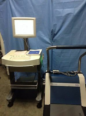 Burdick Quest Cardiology Ecg Stress Test System Very Good Condition
