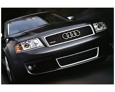 2003 Audi RS6 Factory Photo ca7766