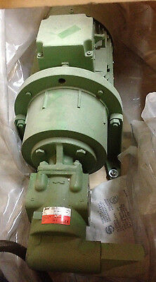 Steimel D-53773 SF-3/50 RD-VLFM Gear Pump & Motor, New in Crate MFG Date 05/12